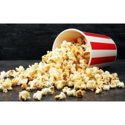 Compagnon idéal pour les week-end, fêtes, goûter d'anniversaire et séance de cinéma à la maison. Des pop-corns prêts à déguster.