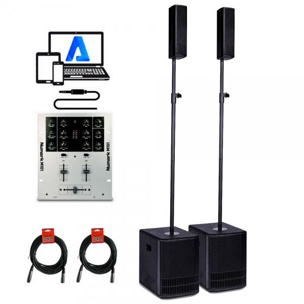 location sono louer sonorisation, enceinte micro platine dj table mixage micro karaoke nice cannes monaco