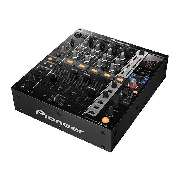 <p>Location table de mixage Pioneer DJM750</p> <p>Table de mixage 4 voies numérique</p>